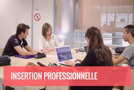 Insertion professionnelle Master