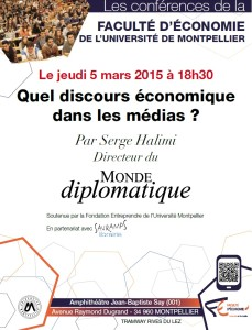Conference 5 mars 2015